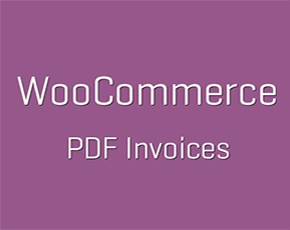 افزونه WooCommerce PDF Invoices