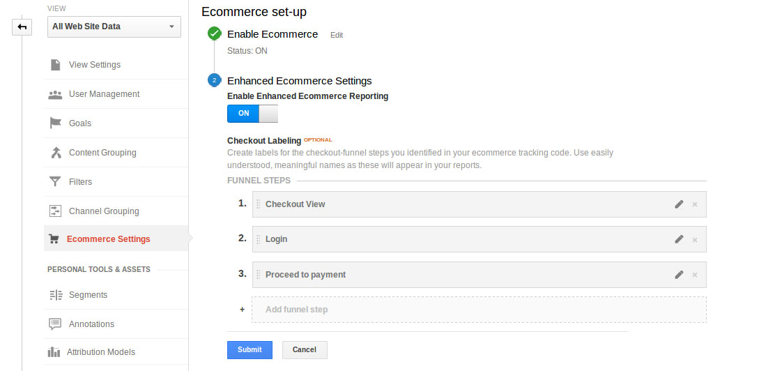 آموزش افزونه Enhanced Ecommerce for WooCommerce: