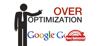 over-optimization-seo